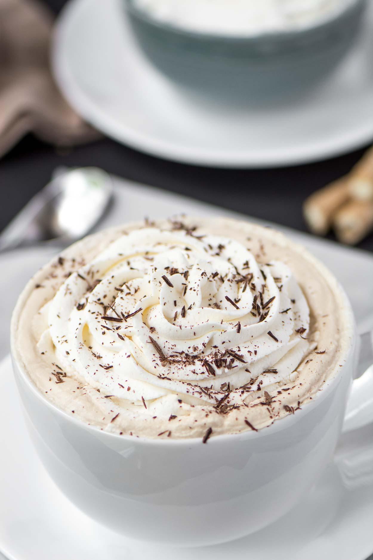 Whipped Cream Recipe