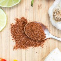 Fajitas Seasoning