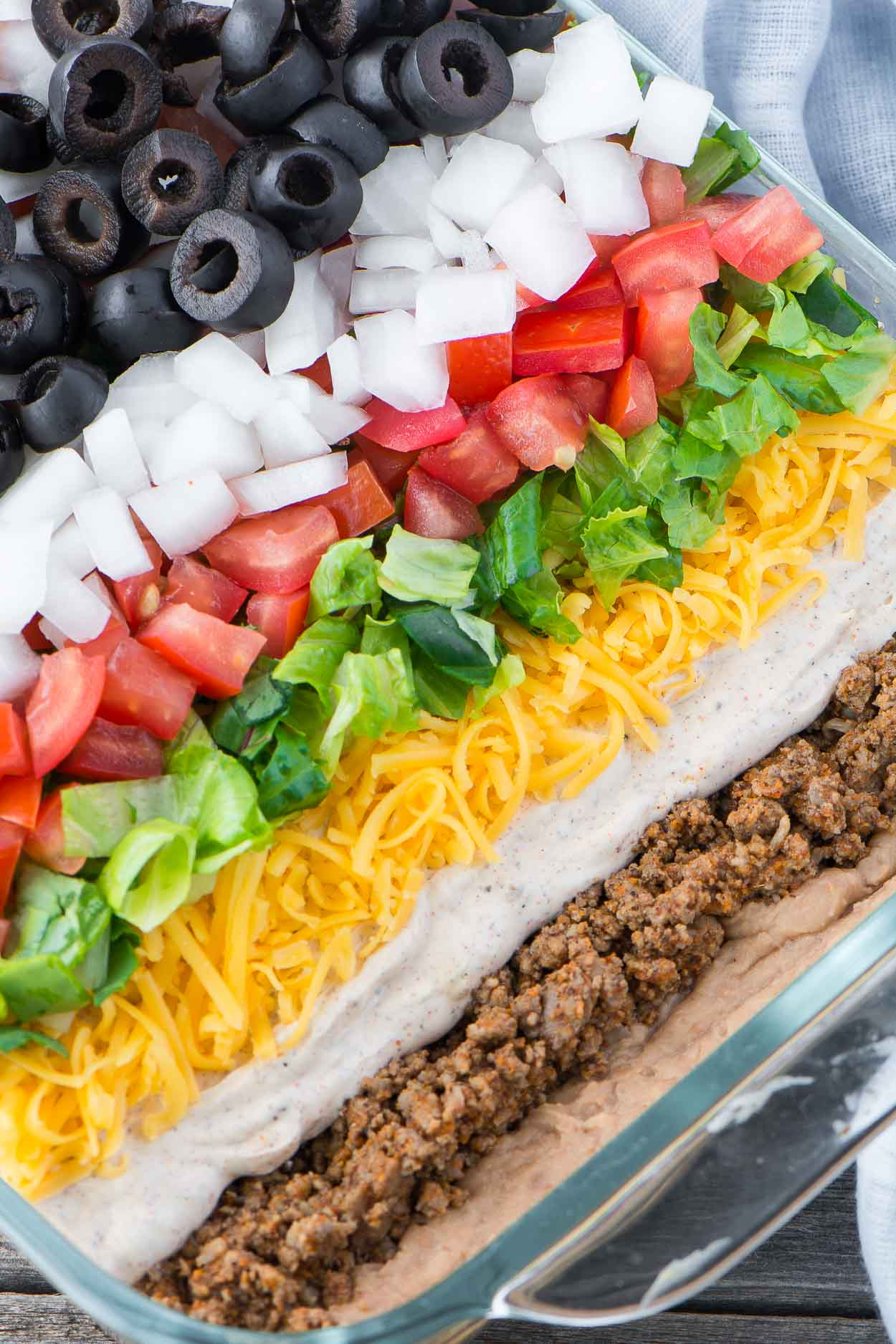 How To Make The Best 7 Layer Dip Simple Revisions